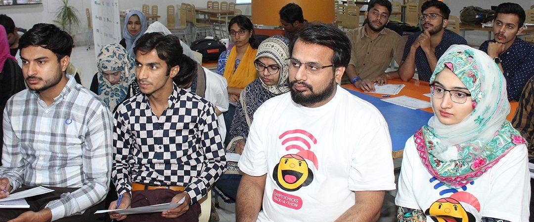 Cryptochicks-Pakistan
